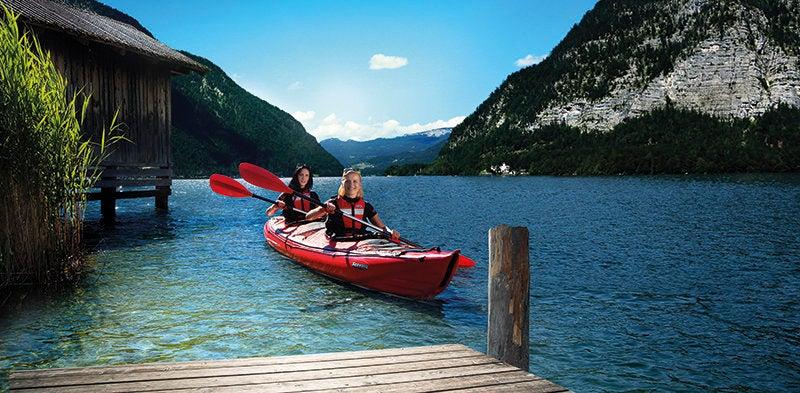innova seawave tandem kayak