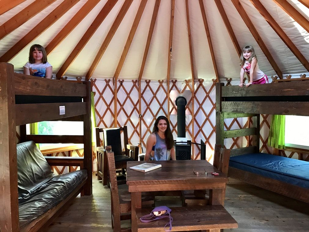 How Yurt Camping Changed Us Outdoor Recreation Where To Stay With decades of experience under our belts, we apply our specialty skills into building truly special living spaces. how yurt camping changed us outdoor