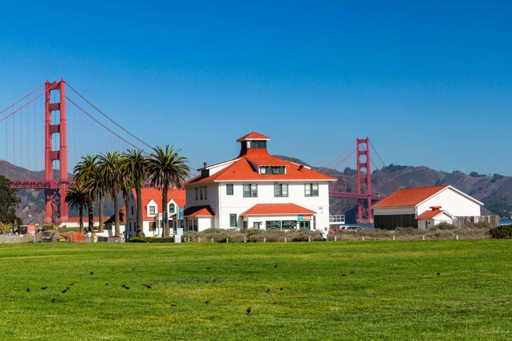 Presidio San Francisco Chrissy Field