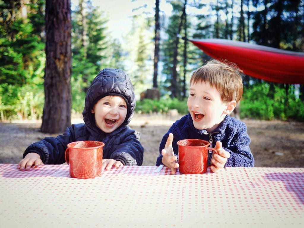 little lake wenatchee campers