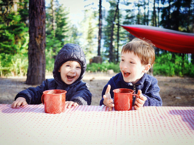 little lake wenatchee campers