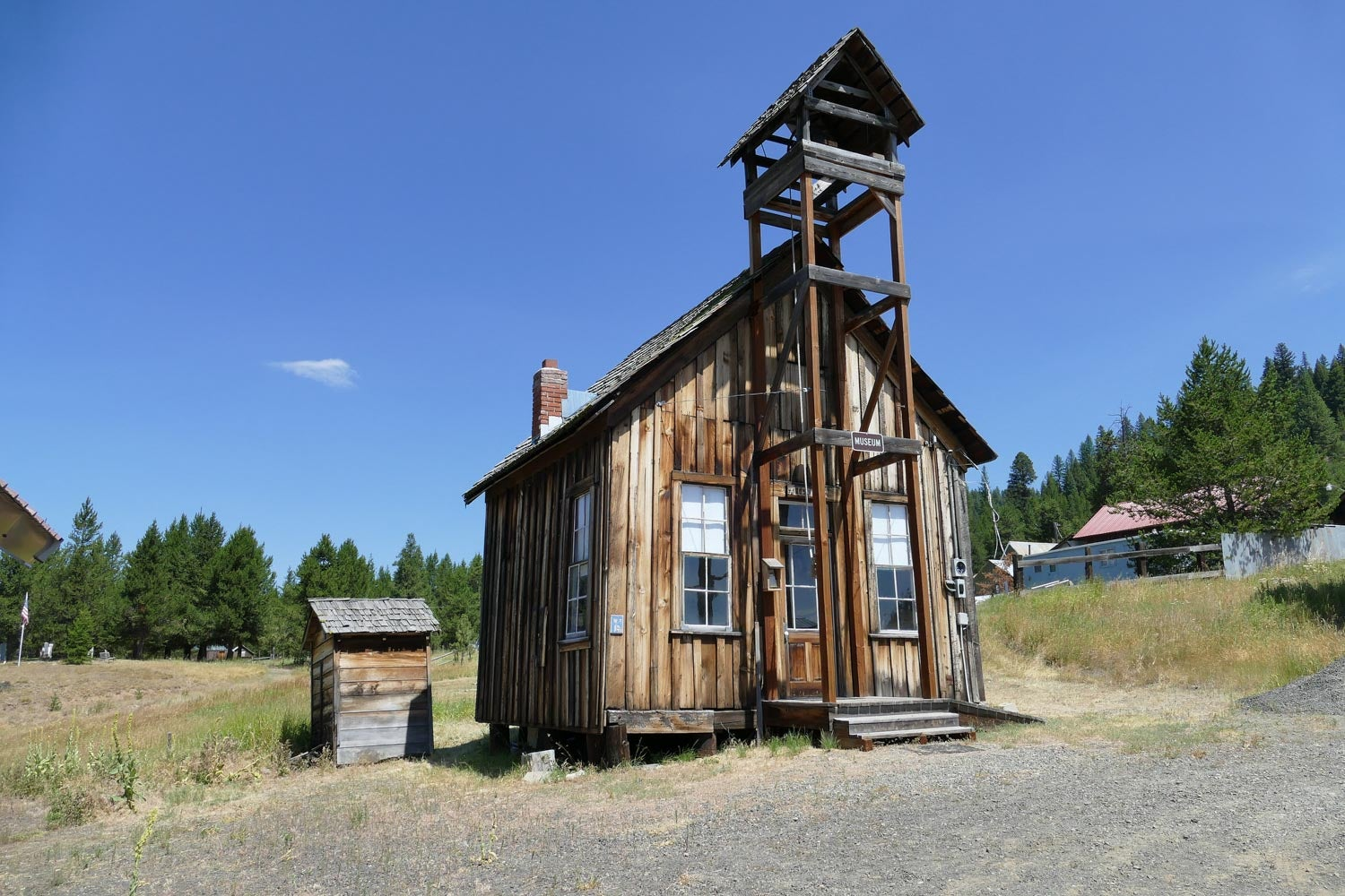 Granite, Oregon - Ghost Towns in Oregon