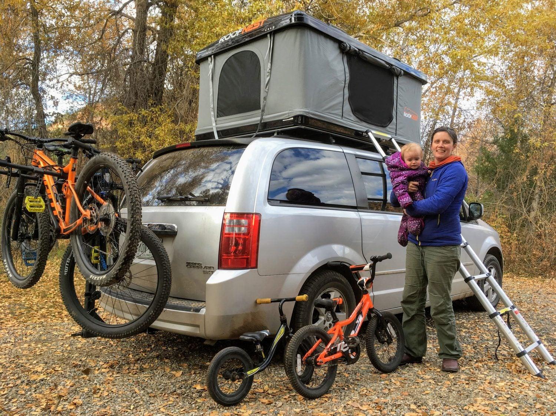 Best way to sleep in a caravan roof rack instructions