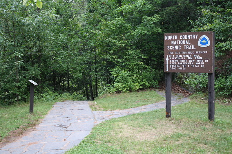 Last Leg of the North Country Trail