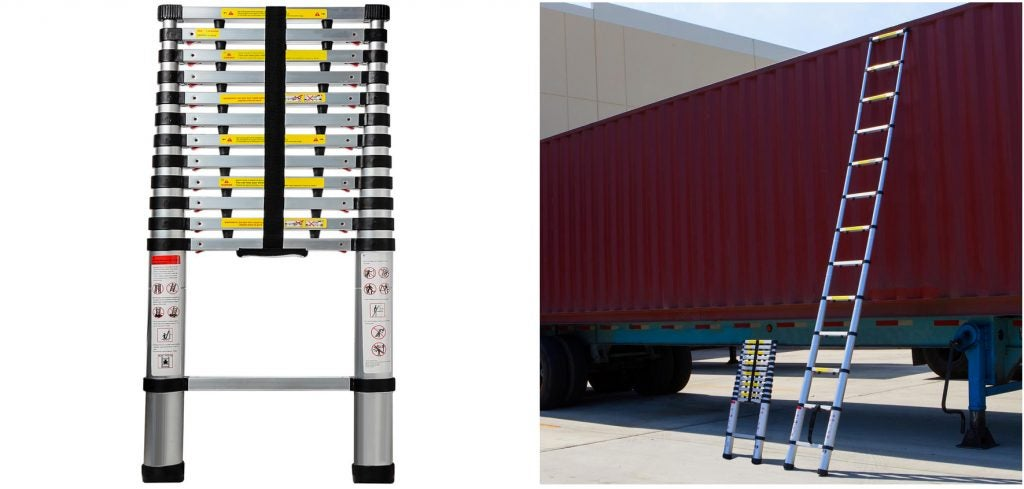 rv gifts guide OxGord telescopic ladder