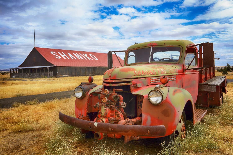 Shaniko, Oregon Ghost Towns