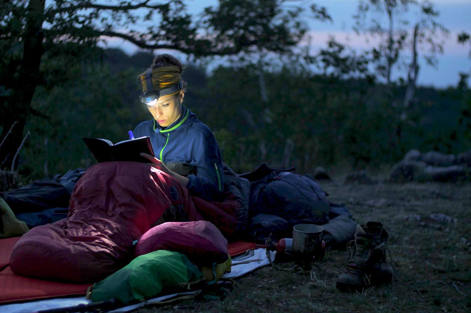 best headlamp for campers