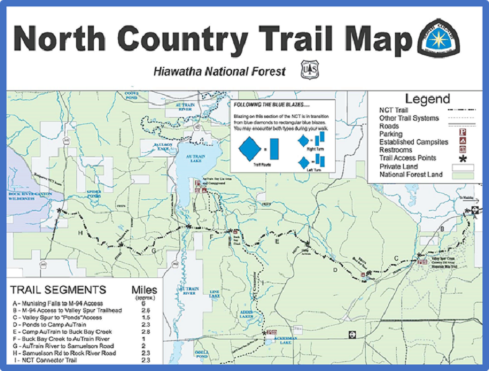 Thru-Hike the Scenic North Country Trail, and Experience 7 ...