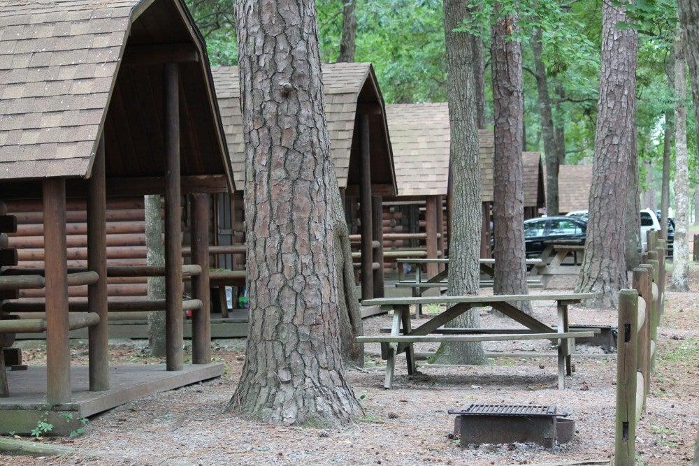 myrtle beach koa cabins