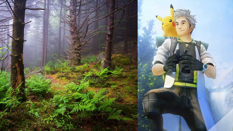 pokemon go in national parks