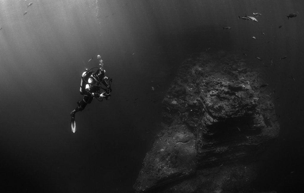 Explore the Key West history through shipwrecks on the ocean floor.
