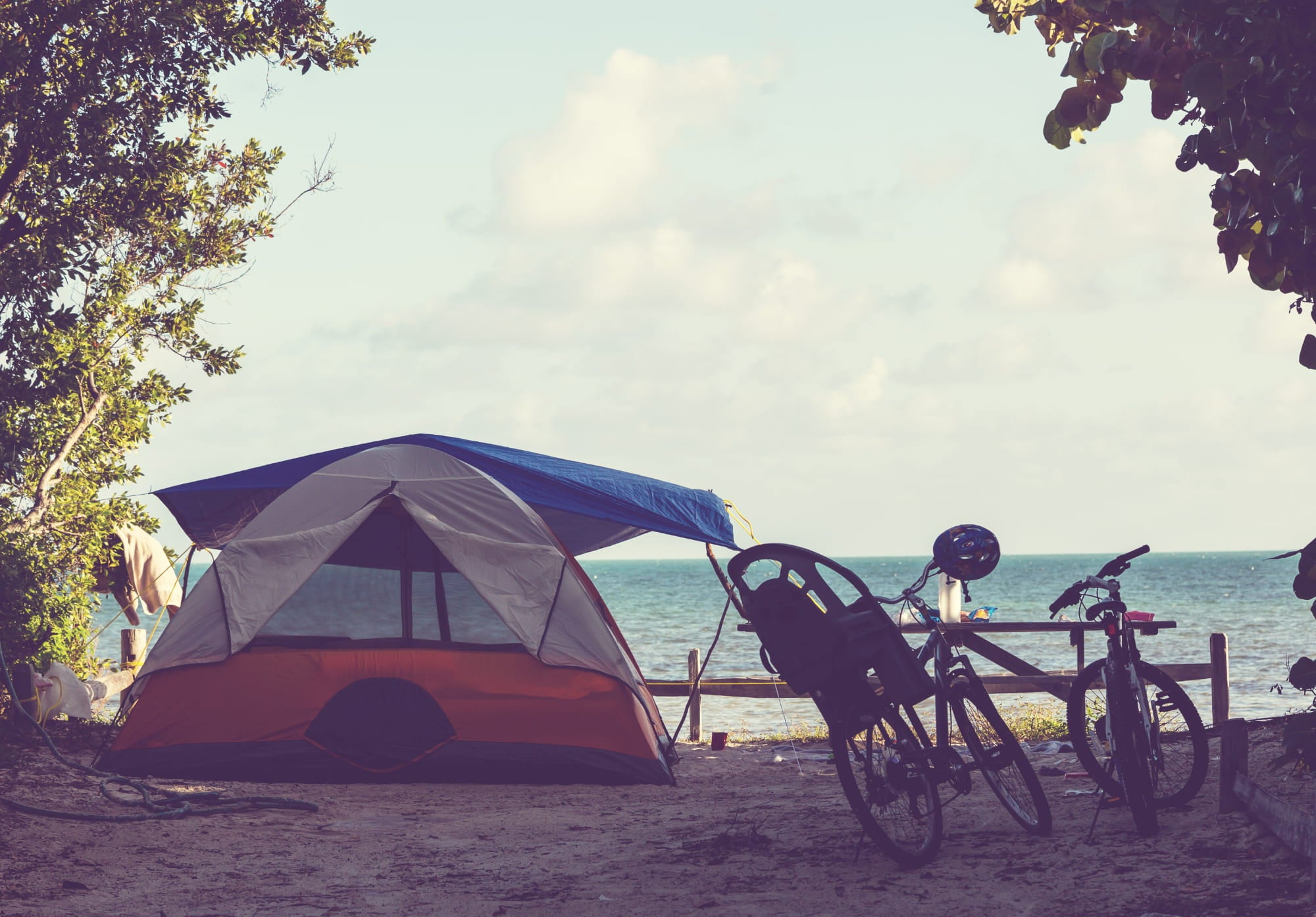 Sleep Near The Shore On Your Next Myrtle Beach Camping Trip