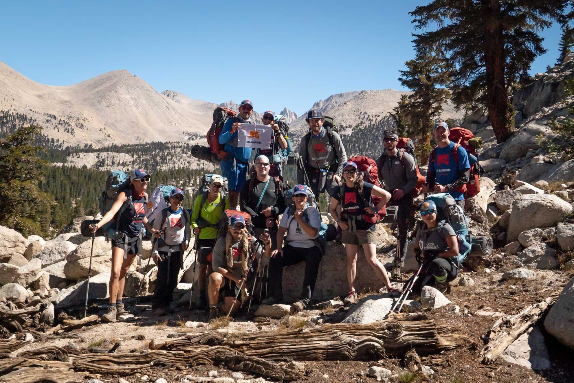 veterans on the trail to summit mt whitney