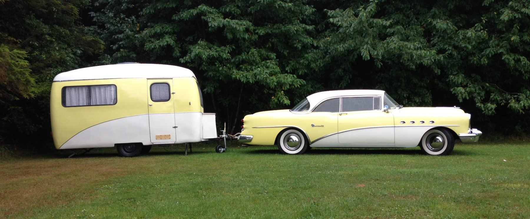 9 Quirky Vintage Trailer Campgrounds Across the Country