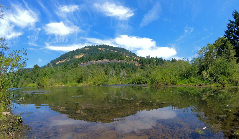 Schwarz Park camping - Covered Bridges in Oregon Road Trip