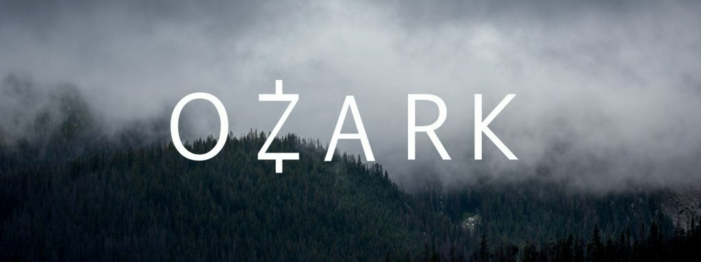 ozark tv show title slide