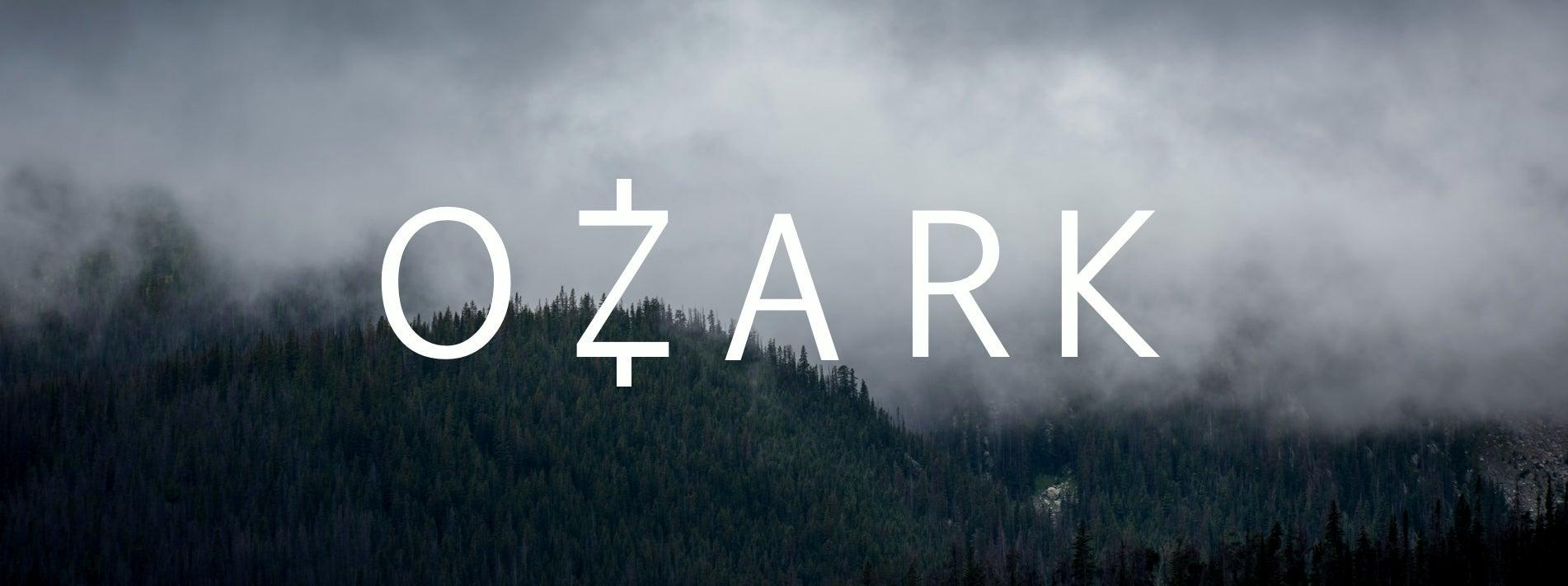 ozark tv show title slide