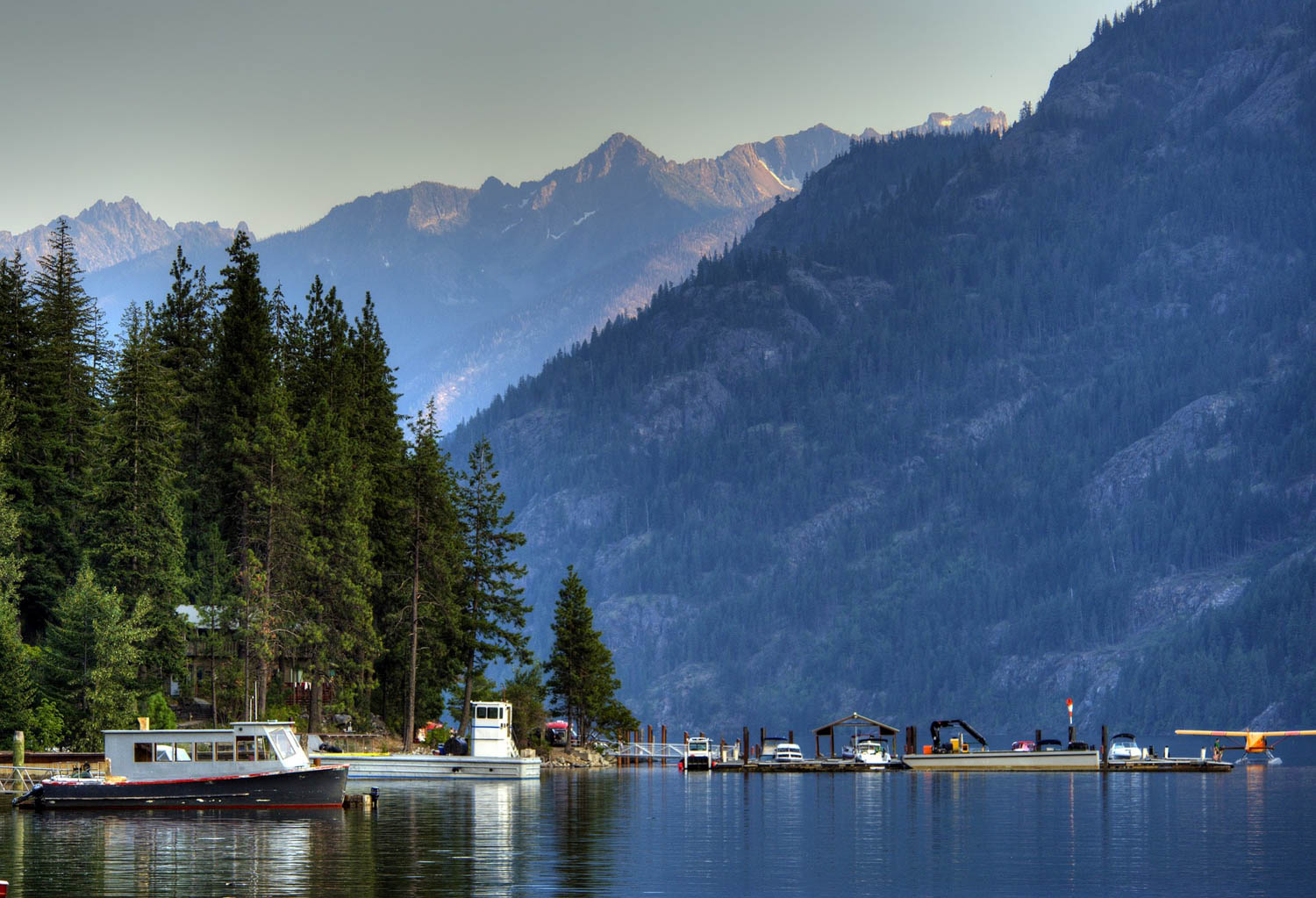 Stehekin, Lake Chelan National Recreation Area, Washington