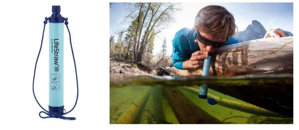 LifeStraw Personal Water Filter — The Dyrt's Top Gifts Under $50