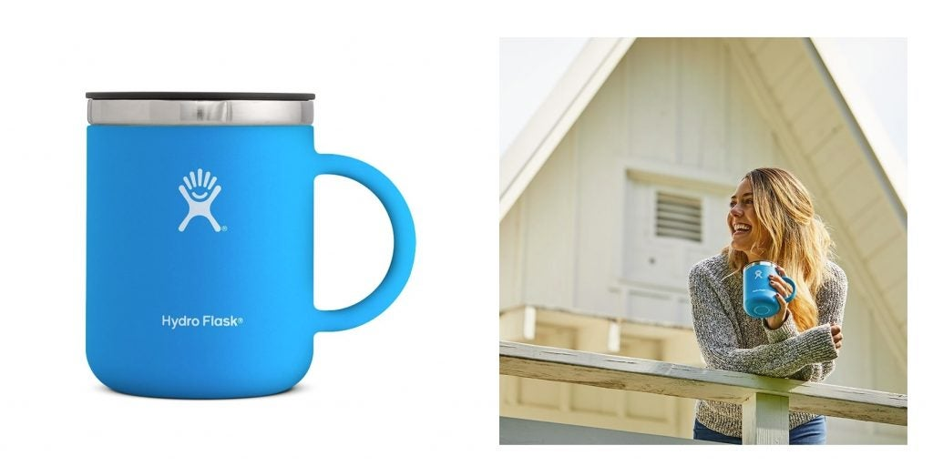 Hydroflask Insulated Coffee Mug — The Dyrt's Top Gifts Under $50