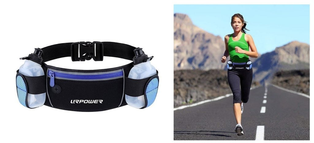 URPOWER Multifunctional Running Belt — The Dyrt's Top Gifts Under $50