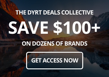 The Dyrt Deals Collective — Save $100+ on dozens of brands!