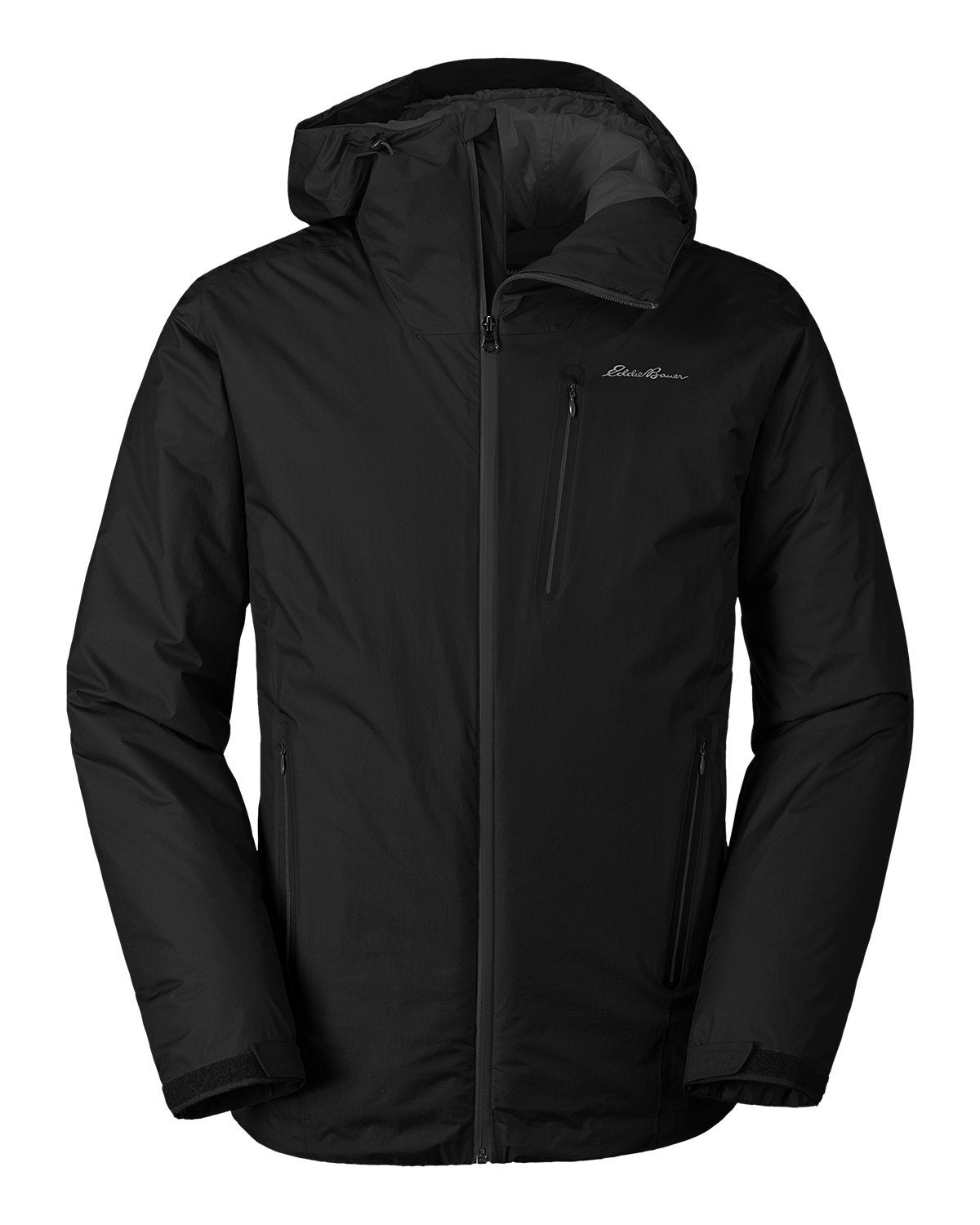 eddie bauer jacket in black
