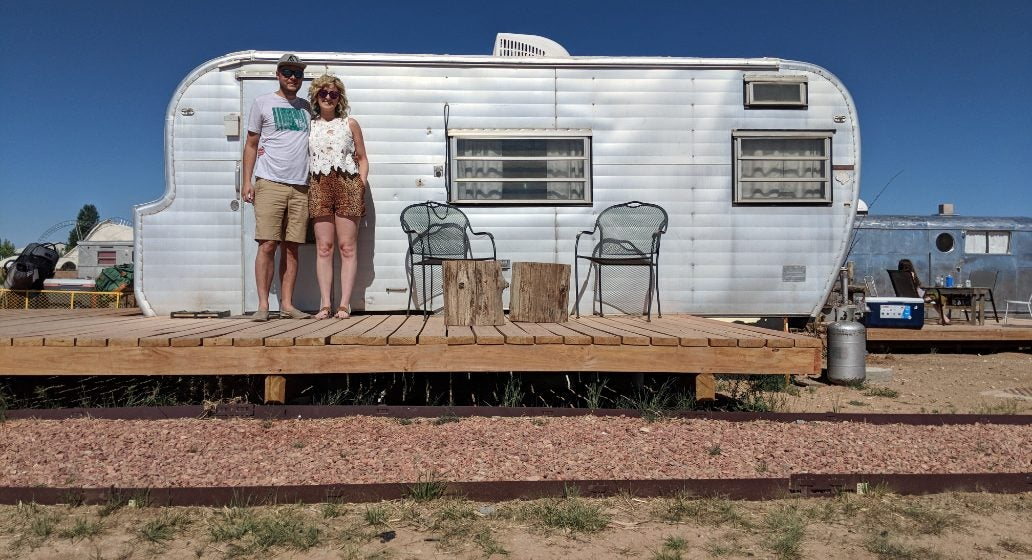 Vintage Trailer Resort >> The Best Quirky Vintage Trailer Campgrounds Around The Country