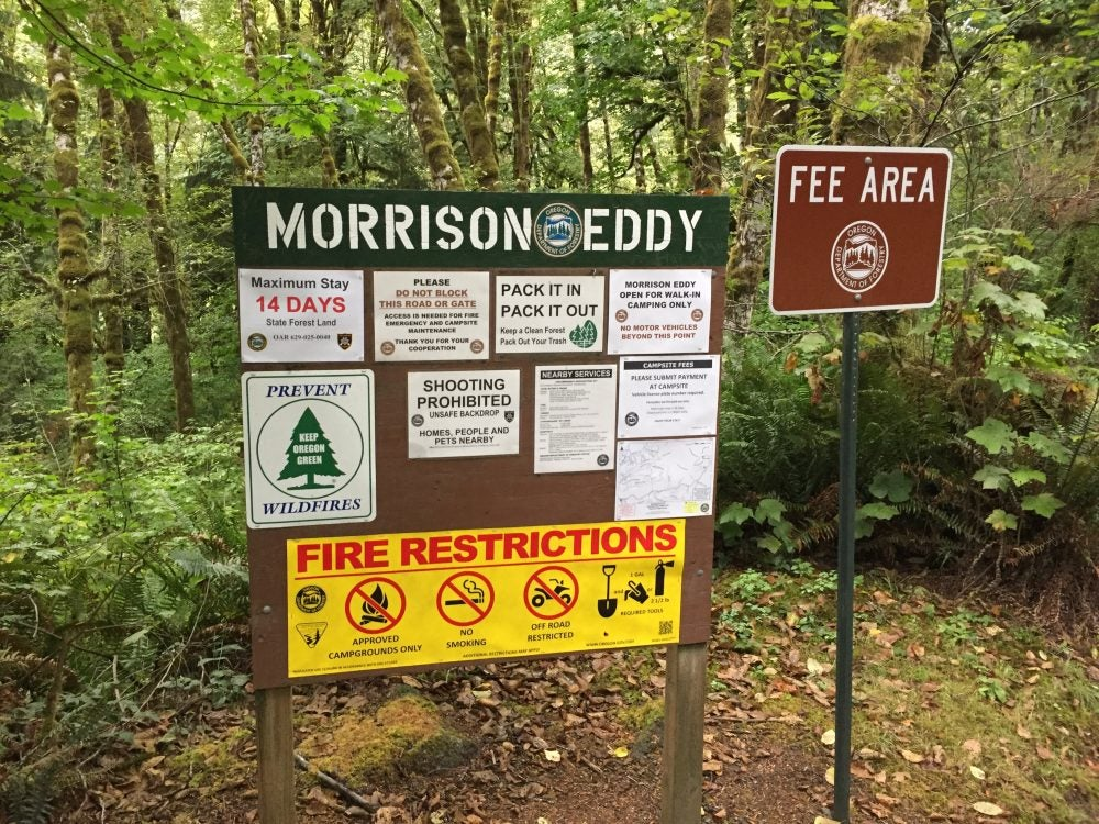 morrison eddy bounty board and fee area