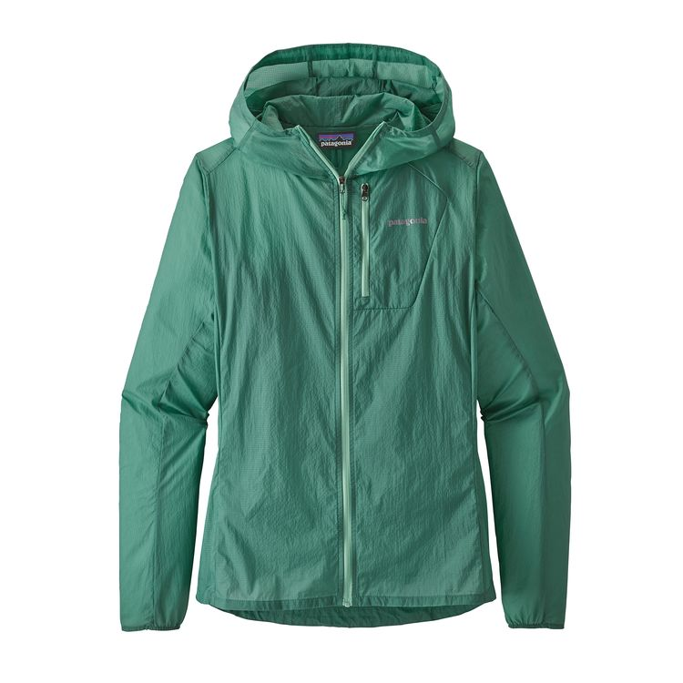 patagonia jacket in green