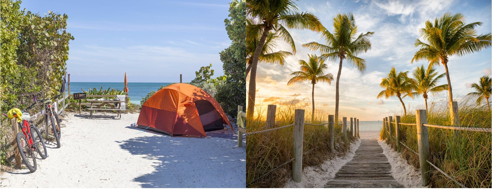 6 Key West Camping Spots For Every