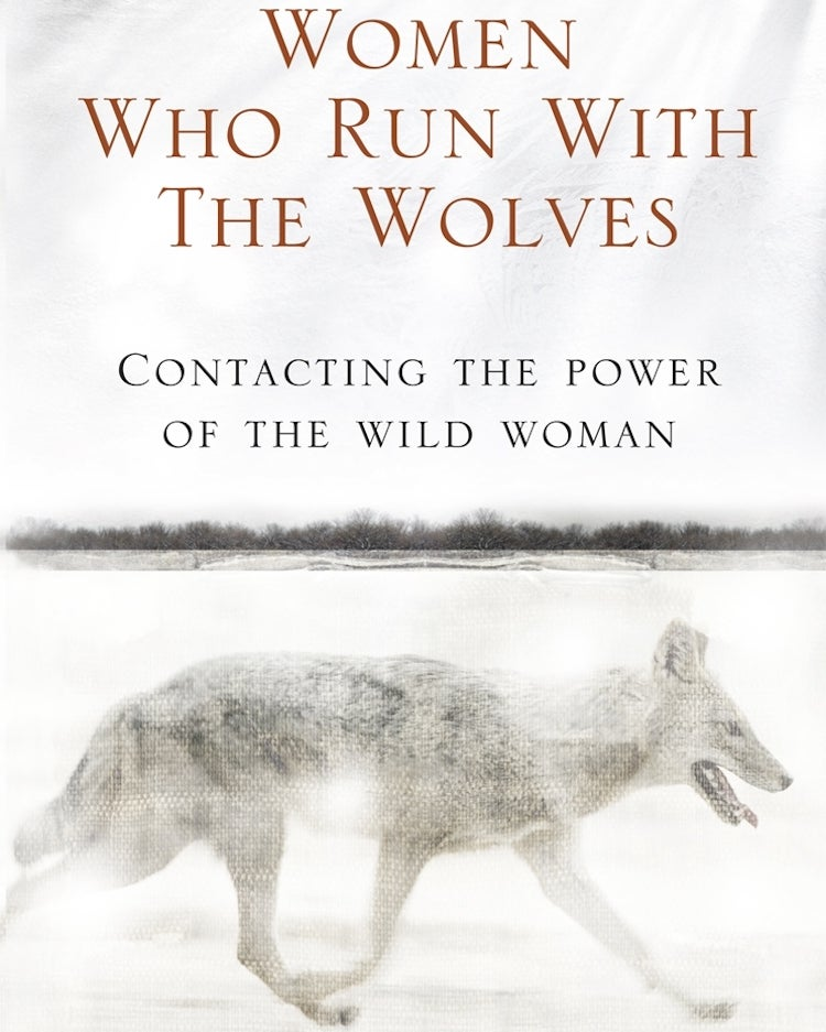white women who run with wolves book cover