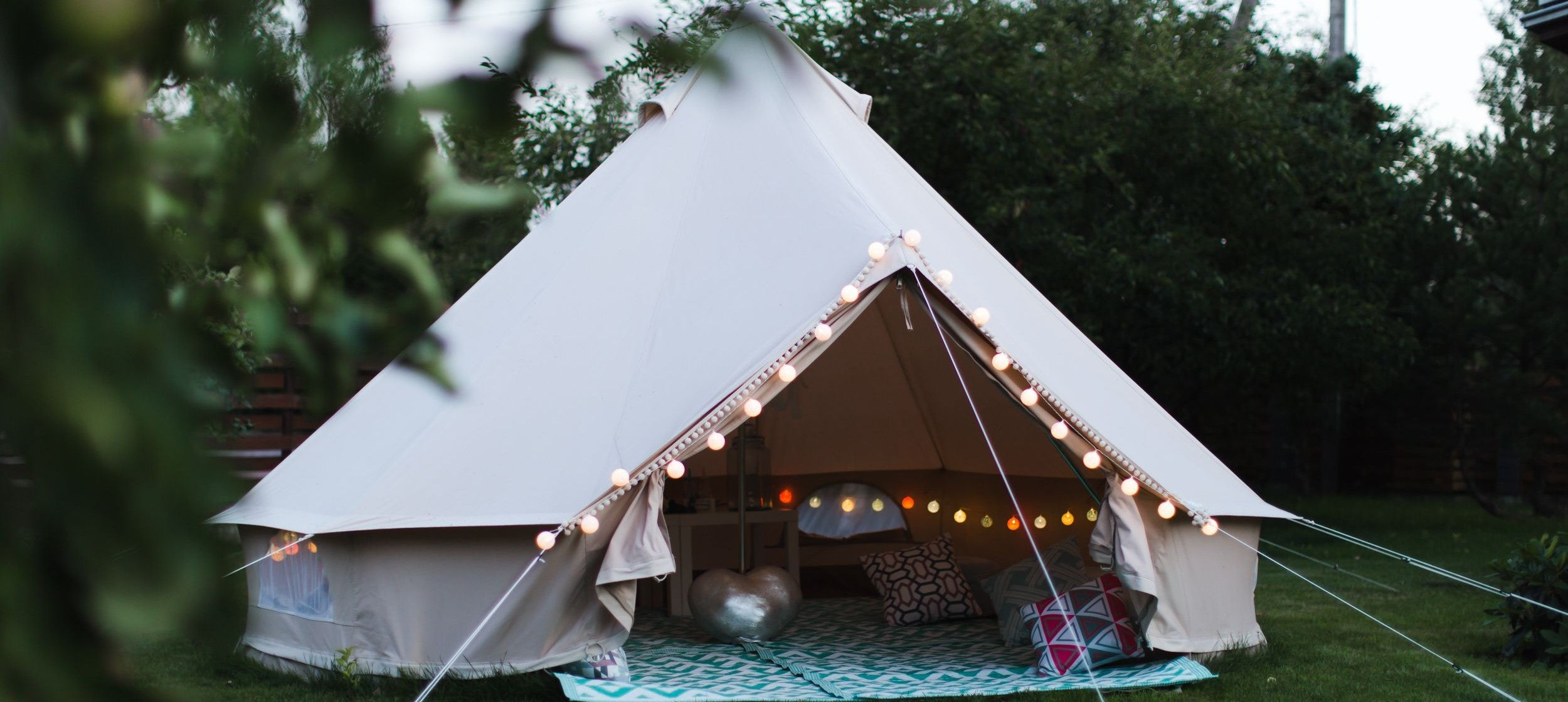Top 10 Glamping Tents That Will Elevate Your Camping Experience The cascade tent offers a more compact and easily transferable tent. top 10 glamping tents that will elevate
