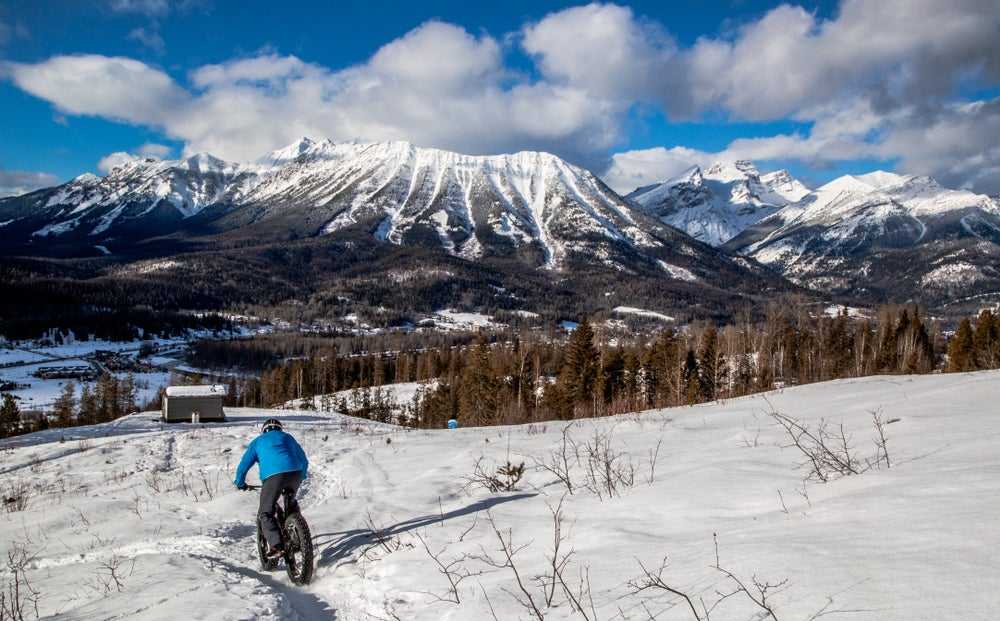 Winter Fat Biking Might Be Your New Favorite Snow Sport