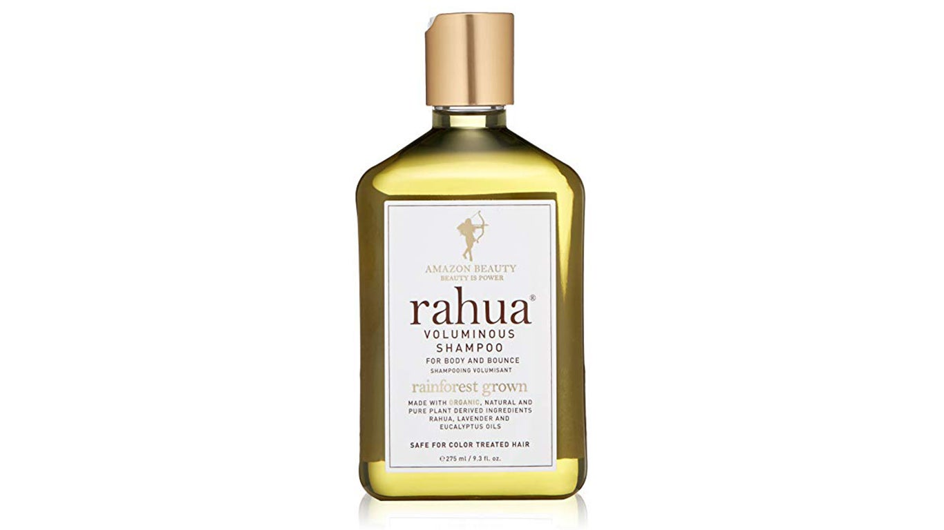 Image of bottle of rahua shampoo