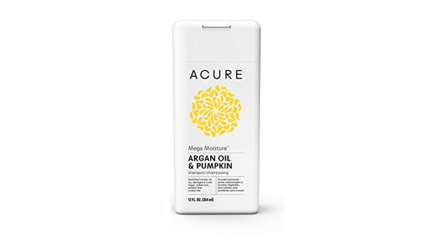 Image of Bottle of Acure Mega Moisture Shampoo