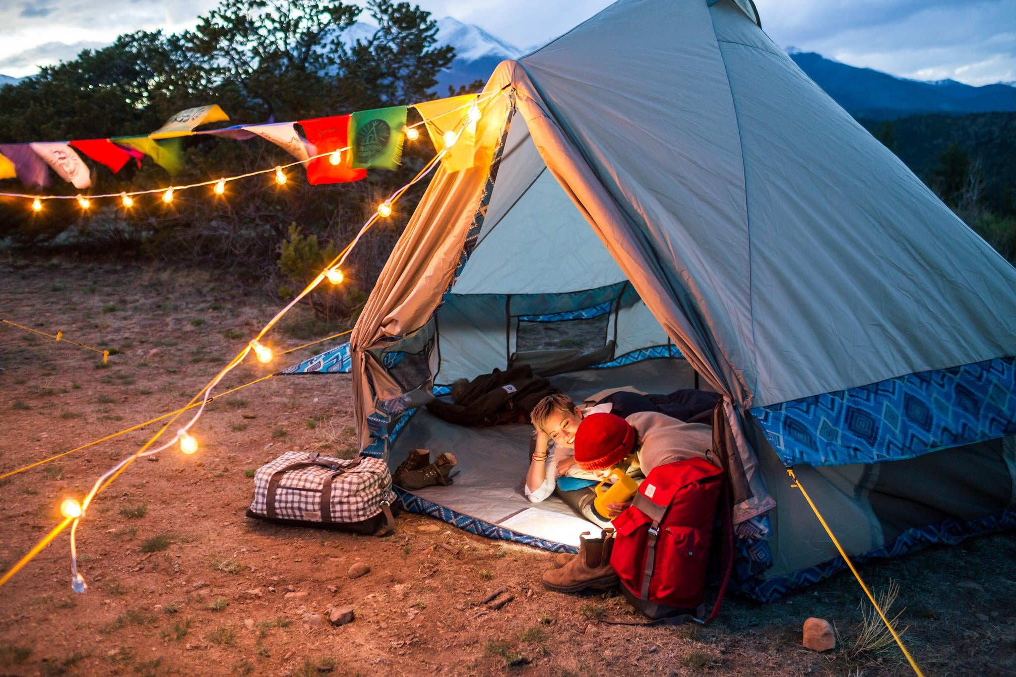 Wenzel Tent.
