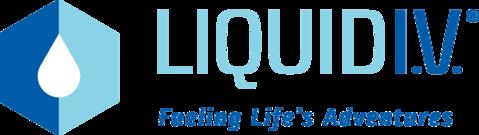 Liquid I.V. Logo.
