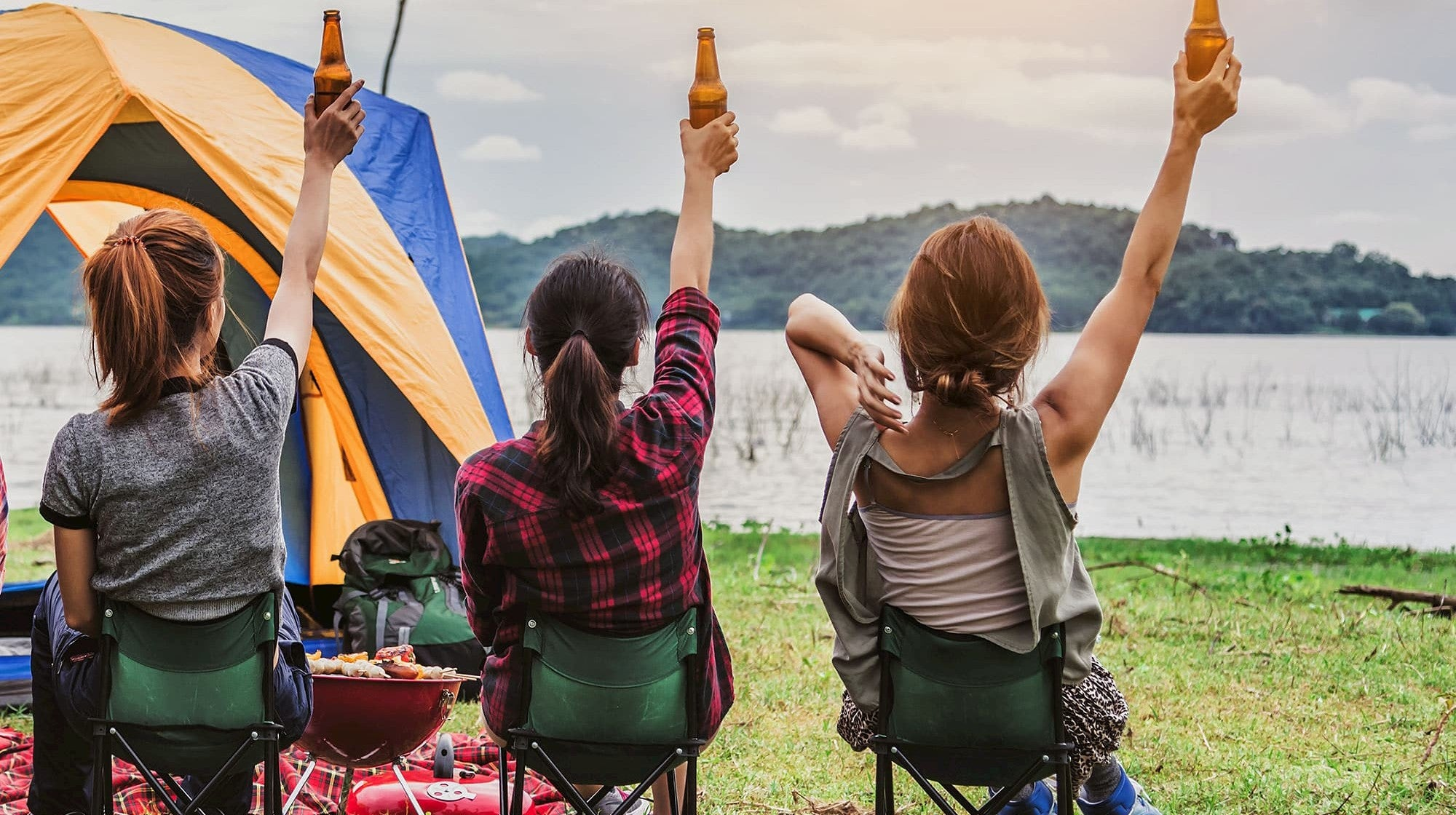 Camping Bachelorette Party Ideas Tips Planning And More
