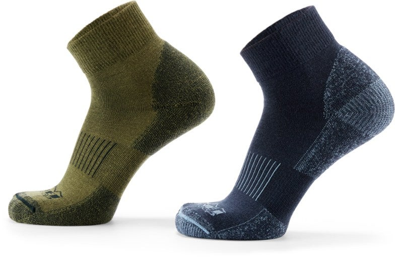 product image of rei socks on a white background