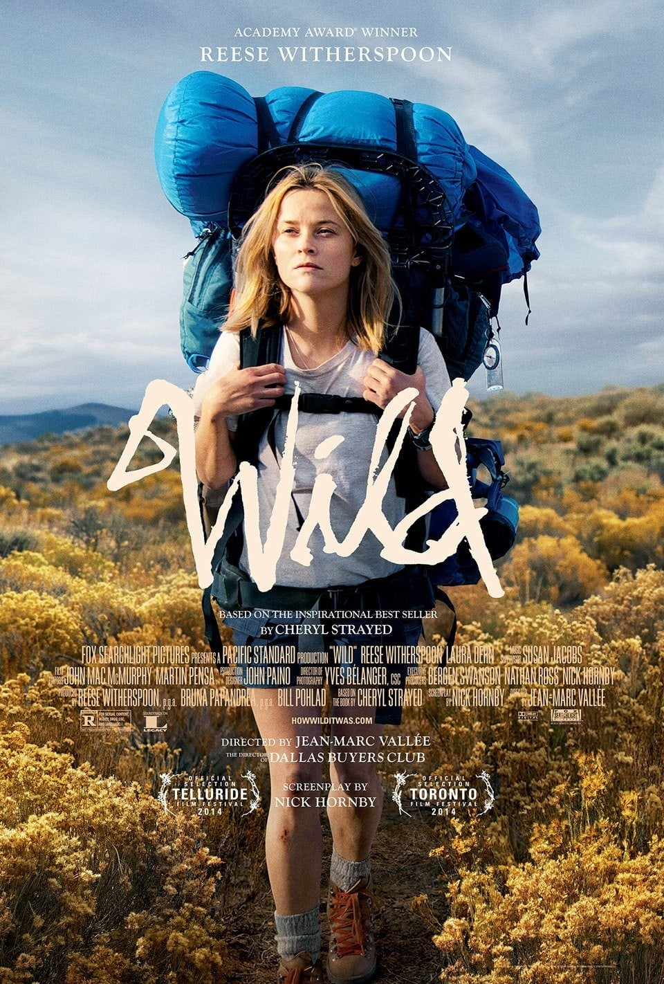 movie poster for Wild