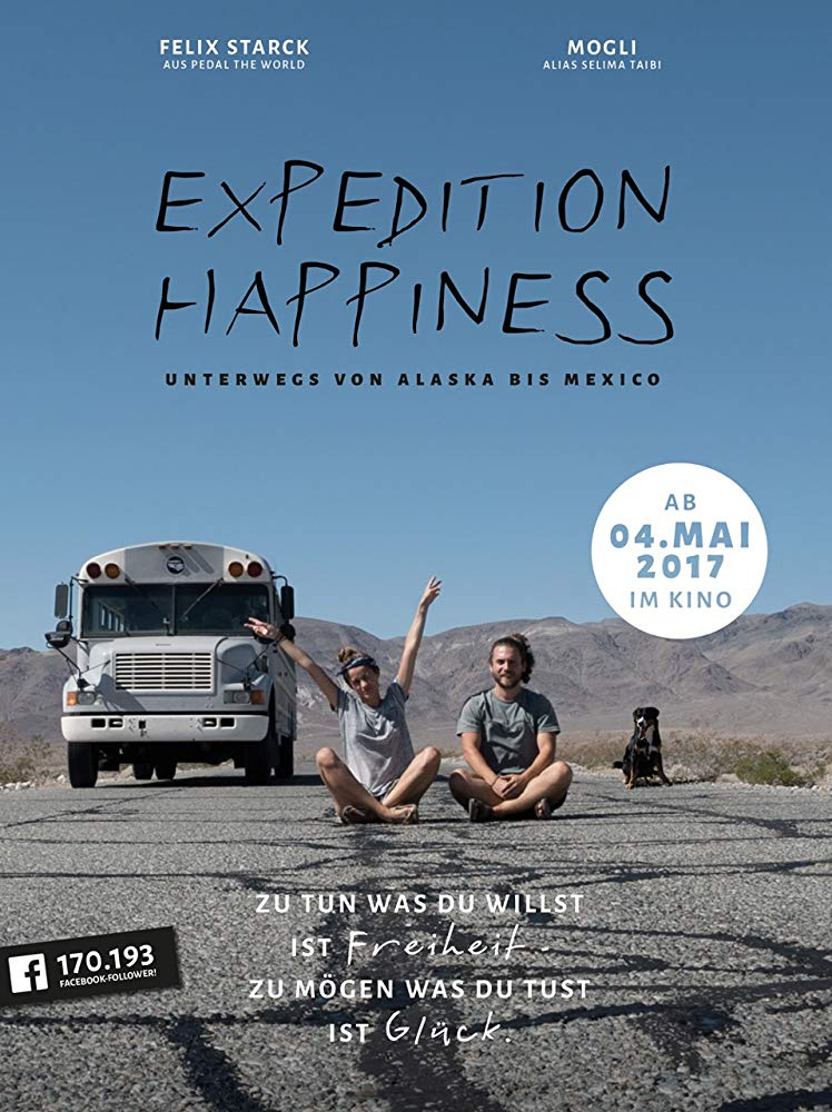 movie poster for expedition happieness