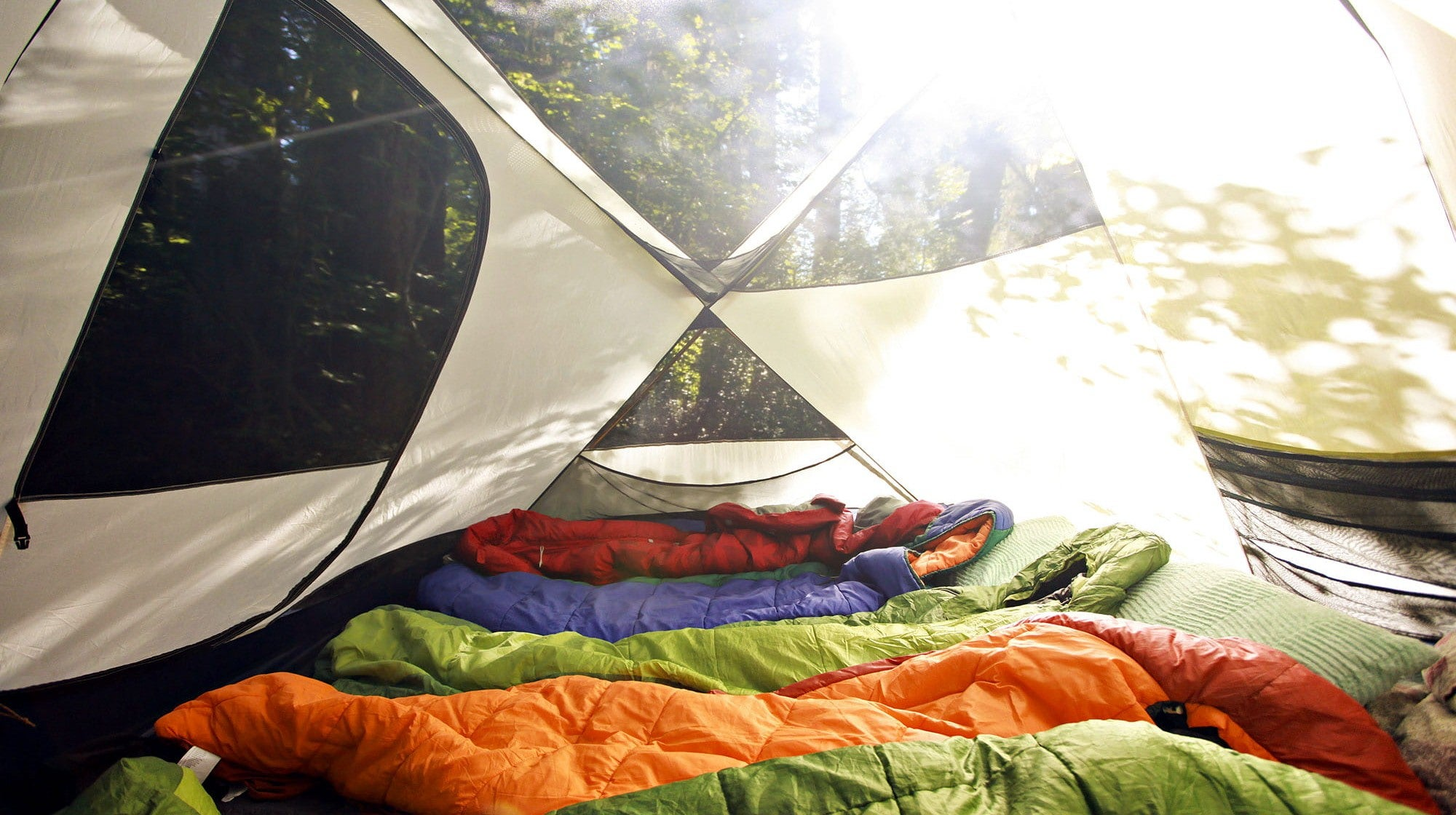 Excellent These Are The Best Sleeping Bags For Every Camping Style Theyellowbook Wood Chair Design Ideas Theyellowbookinfo