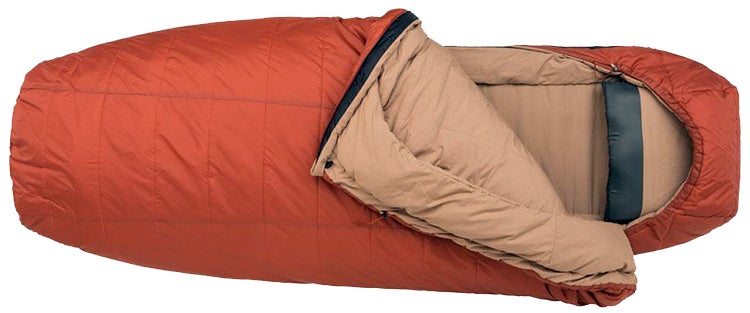 big agnes hog park sleeping bag