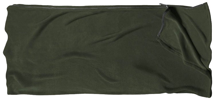 ll bean cabin fleece sleeping bag