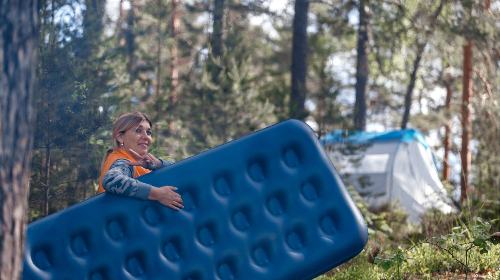 Reviewed The Best Camping Air Mattress Options For All Campers