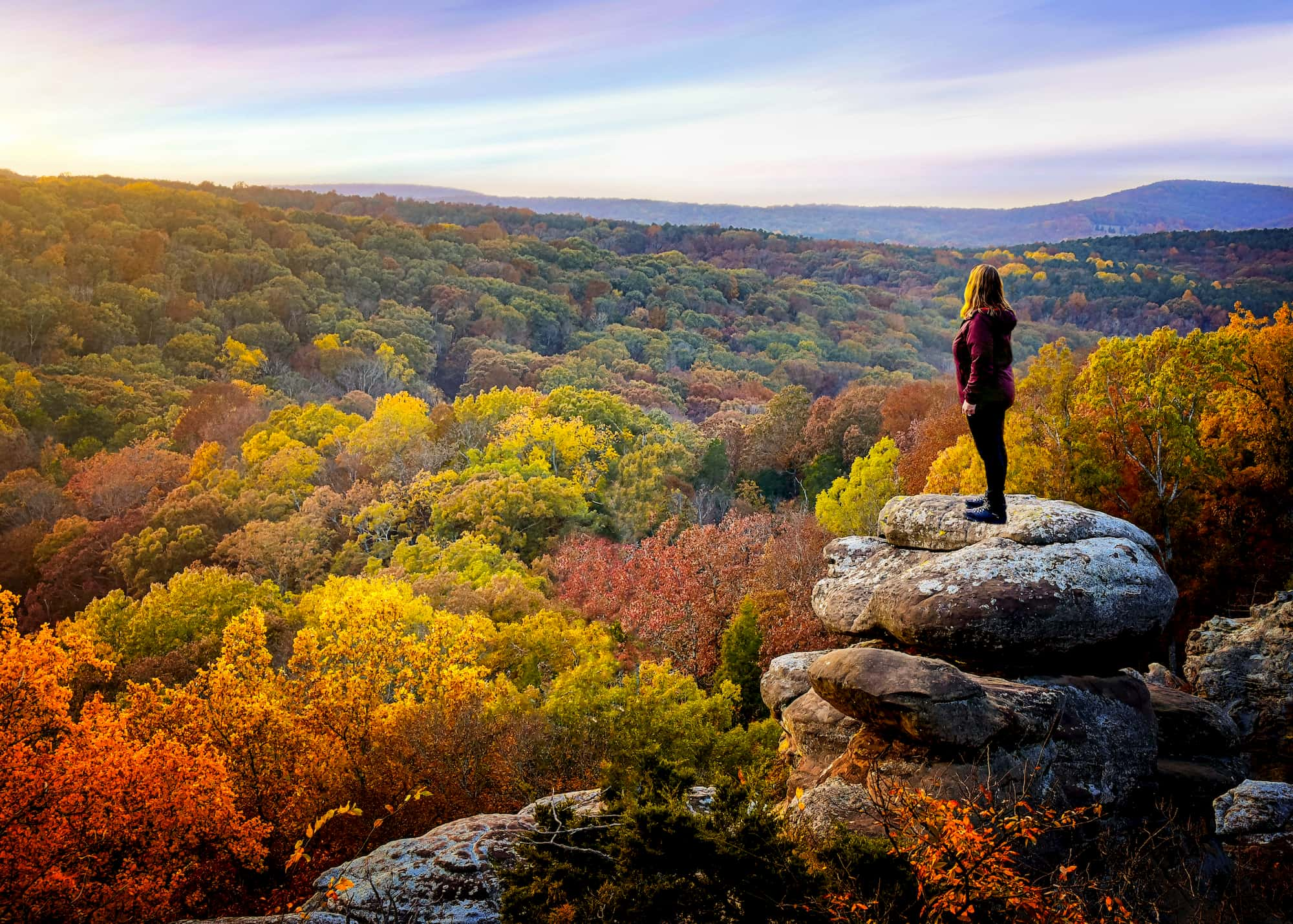 8 Spots Where You Ll Find Top Rated Shawnee National Forest Camping