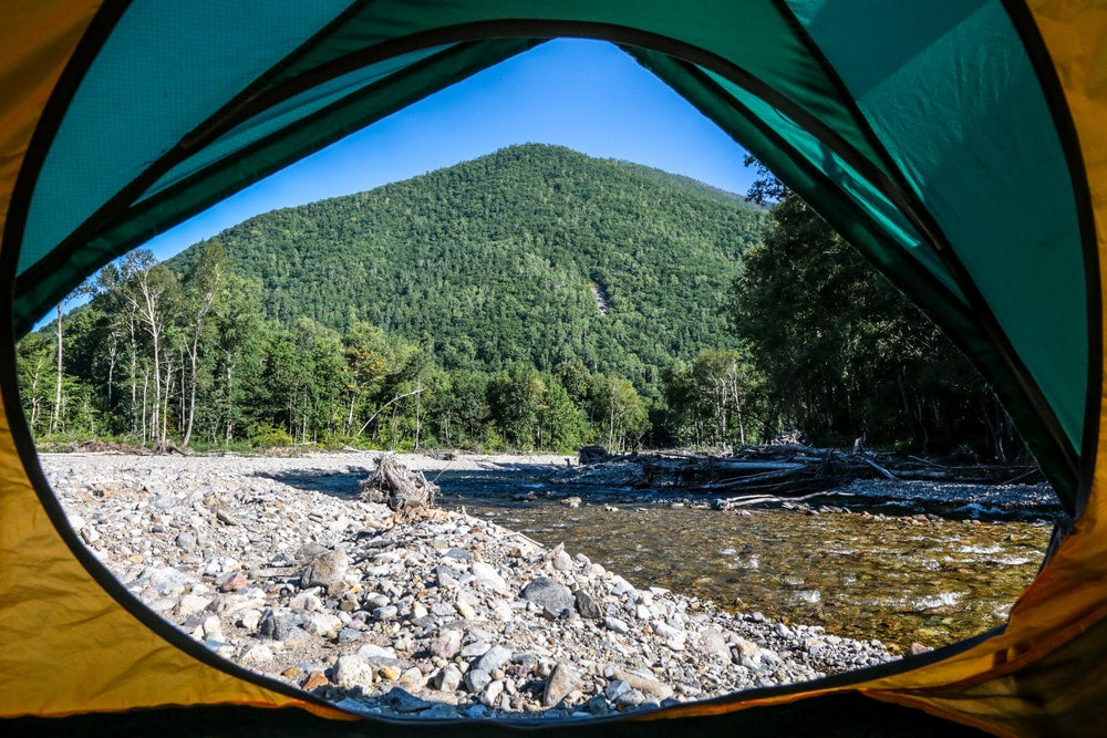 Where (and How) to Find Primitive Catskills Camping