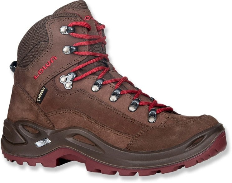A Lowa Renegade GTX Mid boot