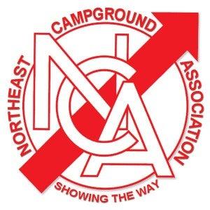 northeast campground association logo